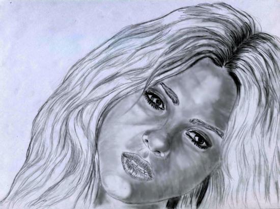 Shakira by nisi_88